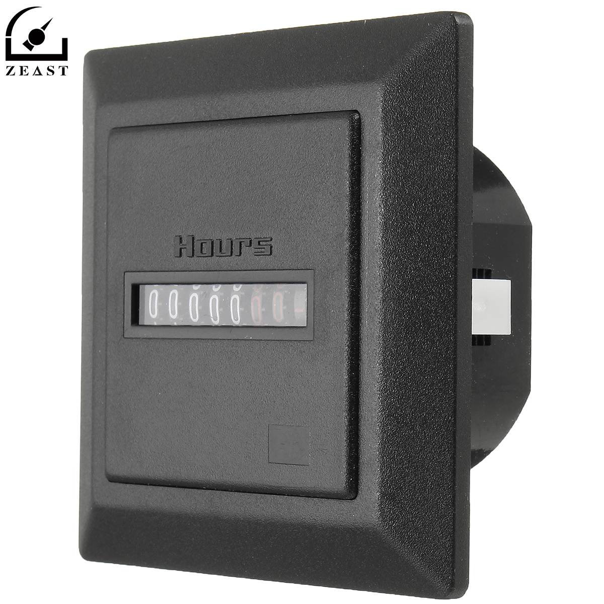 все цены на Timer Square Counter Digital 0-99999.9 Hour Meter Hourmeter Gauge AC220-240V онлайн