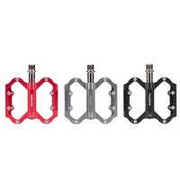 Bicycle Pedal Mountain Bike MTB Road BMX Bike Ultralight Pedals Cycle Aluminum Alloy Axle Cycling Sealed Bearing Pedal