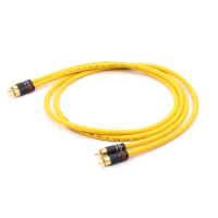 One Pair DIY RCA Interconnect Cable hifi audio rca cable extension cable