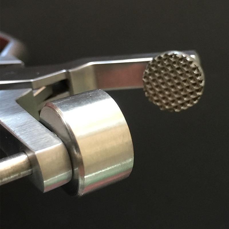 1pcs Bone Crusher bone Mill bone Morselizer Dental Implant Dental Instruments Stainless Steel