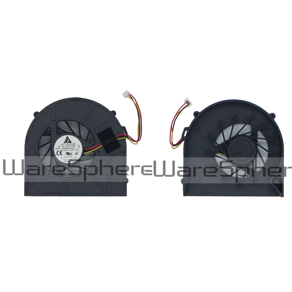 New Original Cooling Fan For Dell Inspiron 15R N5010 M5010 Cooler 23.10379.001 KSB0505HA-9L60