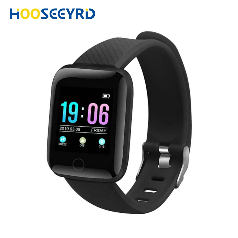 Smart Watch Men IP67 Waterproof  Heart Rate Monitor 1.3 Inch Smartwatch Women PK Amazfit  For Xiaomi Android IOS xanes a6s