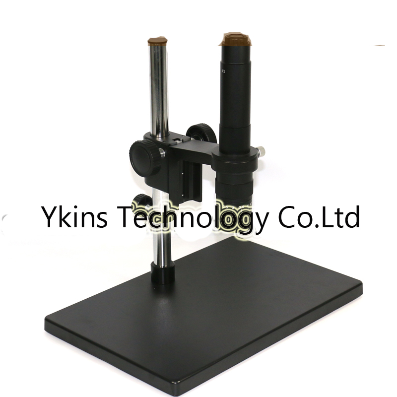 50MM diameter ring Universal bracket Big Size Adjustable table Stand Holder+180X 300X C-Mount lens Industry Microscope Camera50MM diameter ring Universal bracket Big Size Adjustable table Stand Holder+180X 300X C-Mount lens Industry Microscope Camera
