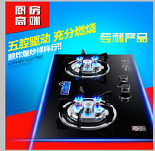 Free shipping gas stove kitchen appliances fire gas cooker gas cooktop