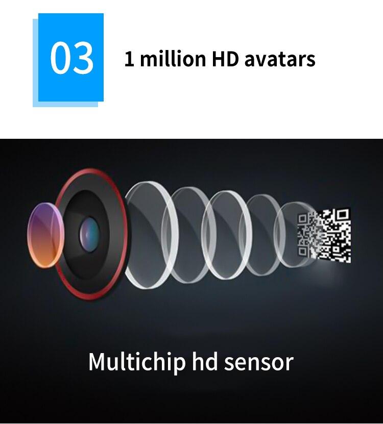 fio 1 milhão pixels 1d 2d código