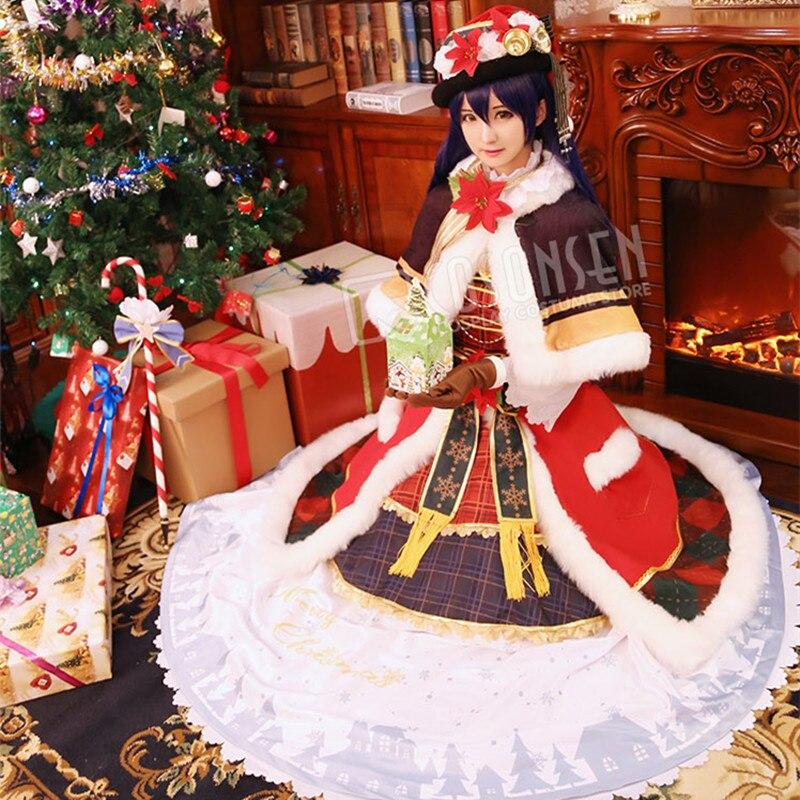 COSPLAYONSEN Love Live! Christmas Idolized 2016 Awakened Sonoda Umi cosplay Costume