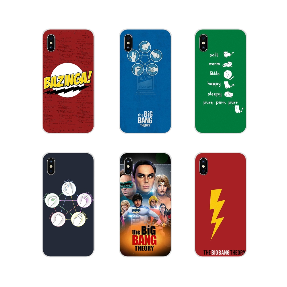 For Samsung Galaxy S4 S5 MINI S6 S7 edge S8 S9 S10 Plus Note 3 4 5 8 9 <font><b>Big</b></font> <font><b>Bang</b></font> Theory Bazinga Accessories <font><b>Phone</b></font> <font><b>Cases</b></font> Covers image