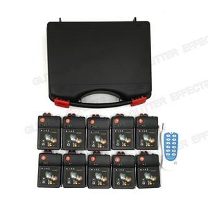 Image 2 - T10 Normale Afstandsbediening 10 Pcs Ontvanger Kanalen Podium Bruiloft Pyro Machine
