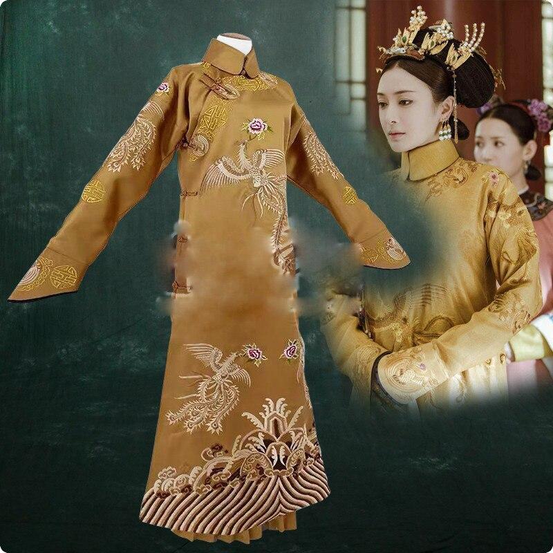 предлагаются различные одежда и аксессуары в императорском китае фото стол готовила