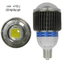 1 Шт./лот 100 Вт Высокий свет залива E40 СВЕТОДИОДНЫЕ Лампы, AC85-265V 1*100 Вт светодиодные лампы, теплый белый, холодный белый, 3 год гарантии