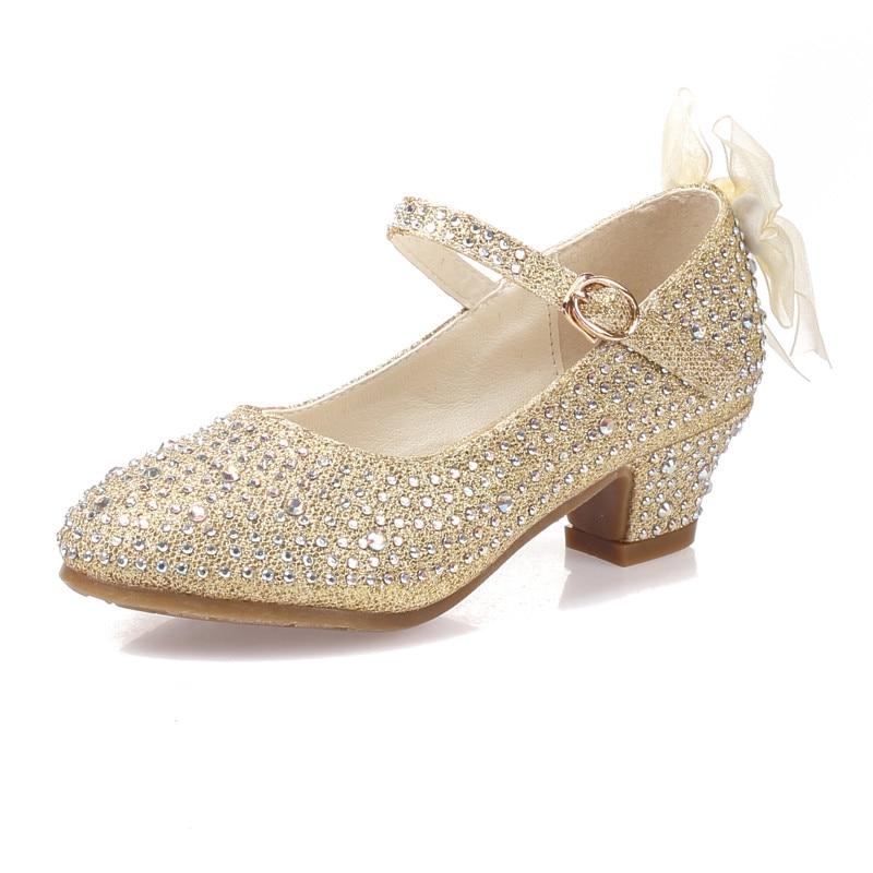 Girls Sandals Size Plus 28-37 Heels Soft Leather Glitter Bohemia White  Summer Shoes Girls Gladiator Sandalias kids sandal transparent flip croc  platform ... cc1422983236