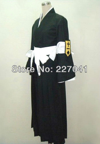 Bleach 11th Division Lieutenant Kusajika Yachiru Cosplay Costume Halloween Free Shipping