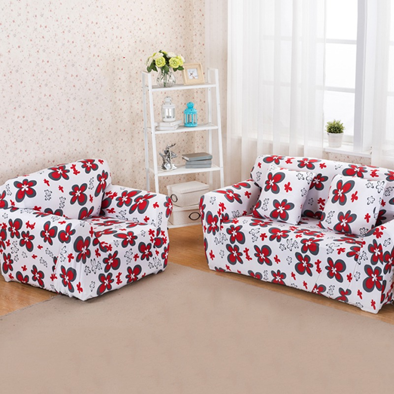 Popular Sale Sofa Cover Stretch Furniture Covers High Elastic Sofa Slipcove Drawing Room Living Room Supplies