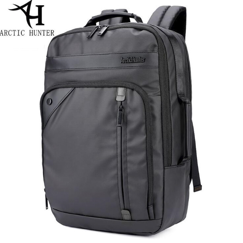 ARCTIC HUNTER Oxford Laptop Backpack Men Multifunction Travel Bags Waterproof School Bag Backpacks For Teenagers Mochila Escolar