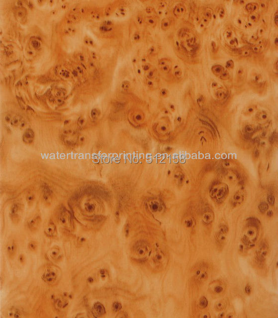 Width100cm GW13120 Water Transfer Printing Film Wood Pattern  hydrographic film water transfer printing hydrographic film
