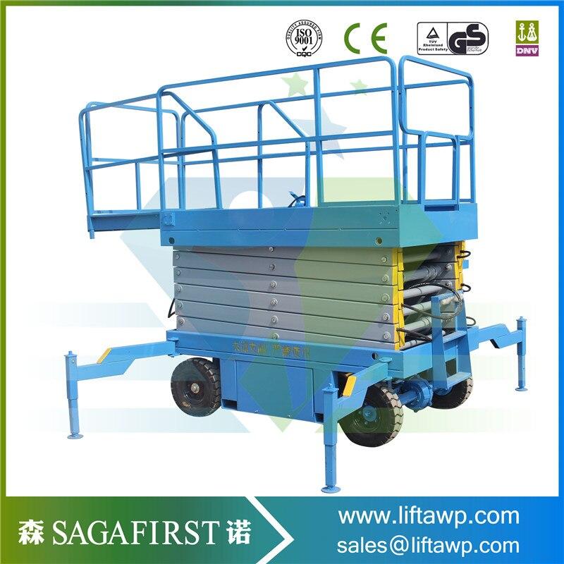Hot Sale China Electric Scissor Lifting Machine