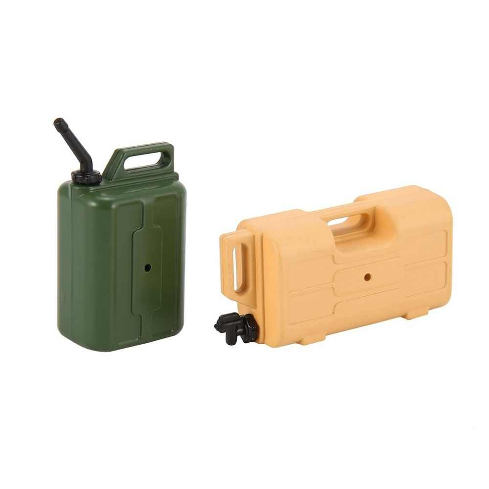 AUSTAR MINI จำลองของเล่นรุ่นปืนเบนซินถังดับเพลิง Shovel Kit สำหรับ RC รถเด็กของขวัญ