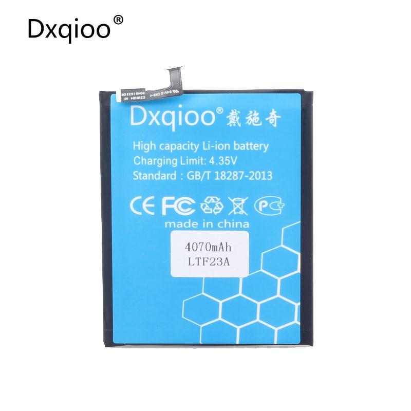 Dxqioo X720 LTF23A batterie fit pour LETV pro3 X720 LTF23A 4070 mah batteries