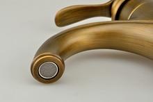 Antique Bronze Bathroom Tap