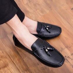 Для мужчин Лоферы открытый Италии Оксфордский Бизнес платье Лодка обувь формальные Оксфорд Для мужчин плоские туфли свадебные вечерние