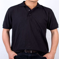 Europe size Men Polo Shirt Performance Short Sleeves Polos Clothing Men Plus Size Turn down Collar Tees Casual Hombre