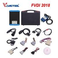 2018 FVDI Abrites Commander 2015 FVDI Full диагностический инструмент сканер с 18 программного обеспечения содержат VVDI2 для VAG/для BMW Ключевые функции