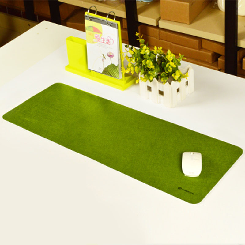 2016 New felt wool lol Speed Professional Game Keyboard Mouse Pad Large XL Size 300*800*3mm support wrist arm play pad mat