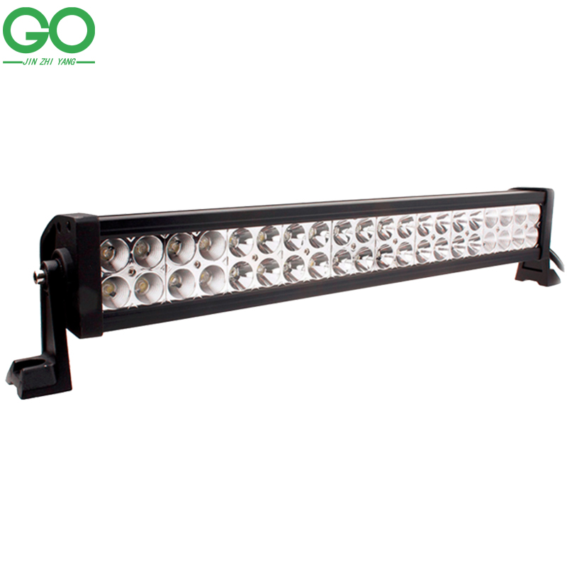 120W LED Work Light Bar Offroad Boat Car Tractor Truck 4x4 4WD SUV ATV 12V 24V Spot Flood Combo Beam Strip Lights Fast Free Ship popular led light bar spot flood combo beam offroad light 12v 24v work lamp for atv suv 4wd 4x4 boating hunting