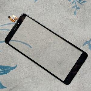 Image 2 - Oryginalna przednia zewnętrzna szkło dla cubot nova panel dotykowy ekran dotykowy wymiana czujnika w digitizerze cubot nova + narzędzia