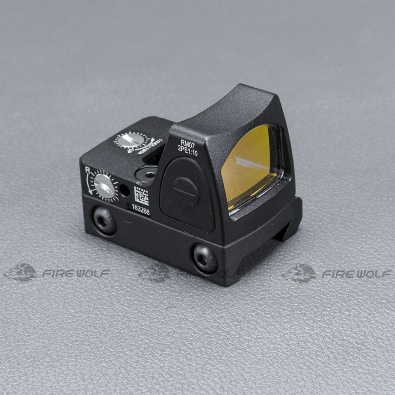 Mini RMR Red Dot Scope AjusteGlock Airsoft