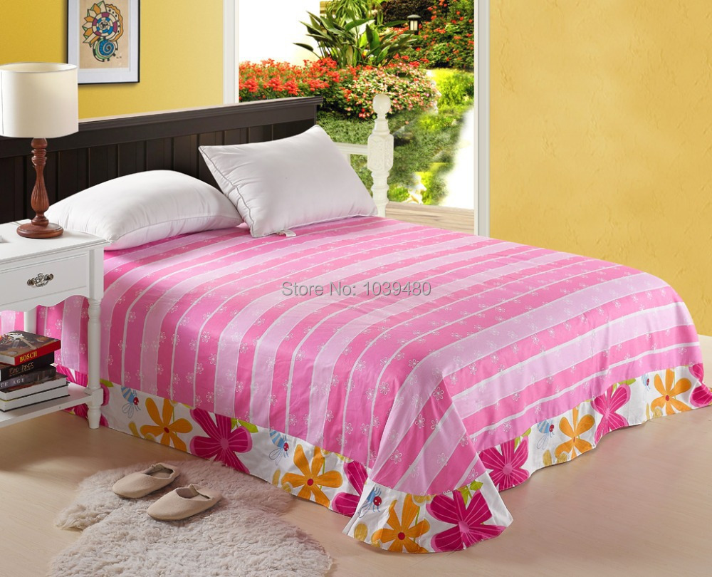 flower bedspread online get cheap flower bedspread aliexpresscom  - bed sheets bamboo picture more detailed picture about cotton flat sheet flowerbedspread