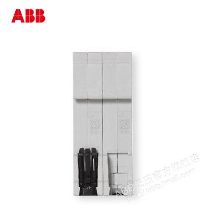 ABB цепи автоматический воздушный выключатель SH200 серии переключатель 40A 2P биполярный