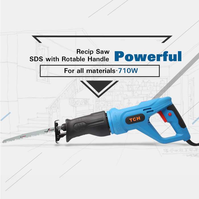 Portable 710w recip saw for all materials 180degree rotable handle portable 710w recip saw for all materials 180degree rotable handle and sds system for blades quick changing in electric saws from tools on aliexpress greentooth Images