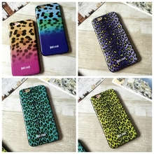 Newest Luxury Puro Just Cavallis Leopard / Snake Print TPU Case Silicon Cover For iPhone 5/5s/SE/6/6s phone capa celular