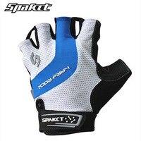 2018 SPAKCT Pro Team Cycling Gloves Half Finger Gel Mountain Road Bike Gloves MTB Bicycle Gloves