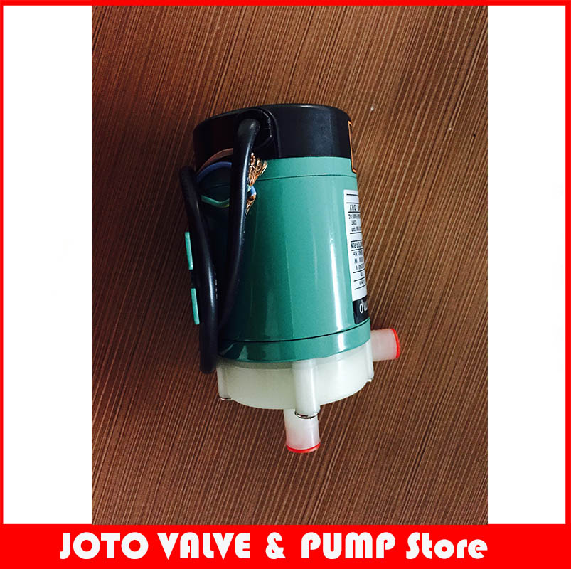 5PCS MP-10RN 50HZ/60HZ Plastic Magnetic Drive Pump In Chemical Industry/Food