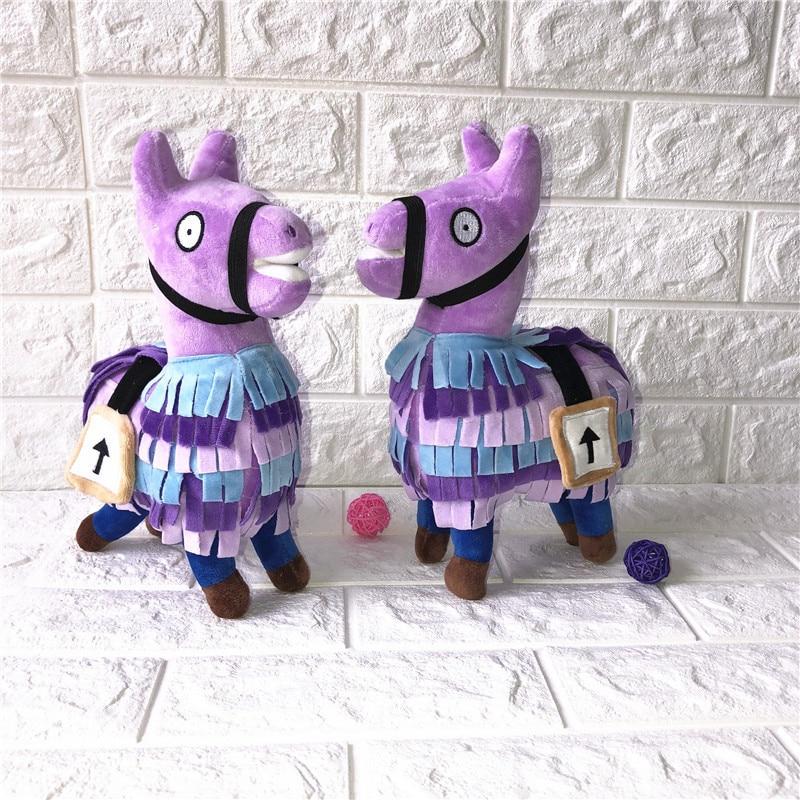 20cm Llama Plush Toy Soft Stash Alpaca Toys Stuffed Animal Dolls Children Birthday Chirstmas Gift