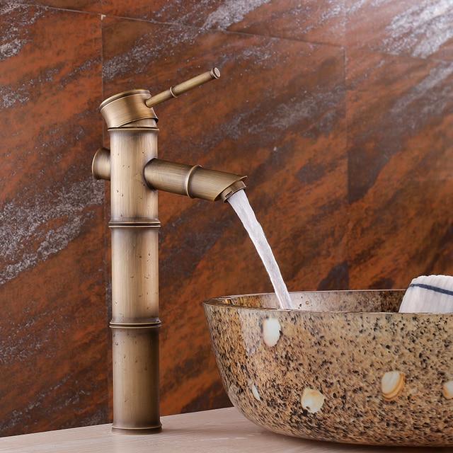 New Torneira Do Banheir Basin Faucet Brass Mixer Cold and Hot ...