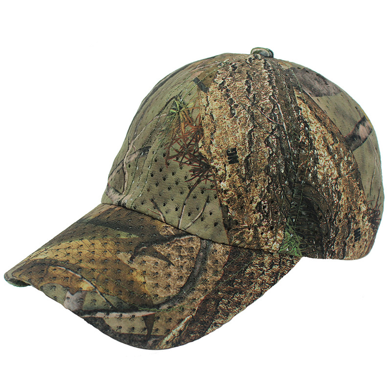 c278353e122c Unisex Camouflage Cap Tactical Camo Baseball Cap Hunting Caps Combat Hats  For Outdoor Sports. US $4.08