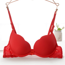 New Brand Woman Push Up Bra Sexy Double Push Up Bras For Girls Gather Super Push Up Bra Sexy Push Up Bra Silicone 3/4 Cup