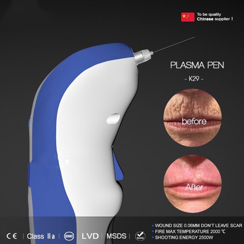 4th generation Dark blue face lifting plasma pen laser Skin lift Mole spot Removal machine tattoo
