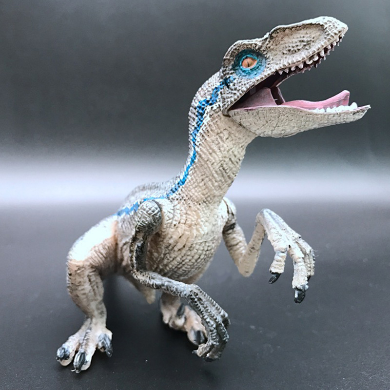 Parlant Hamster dinosaures modèle marionnettes en peluche jouet son Record enfants cadeau