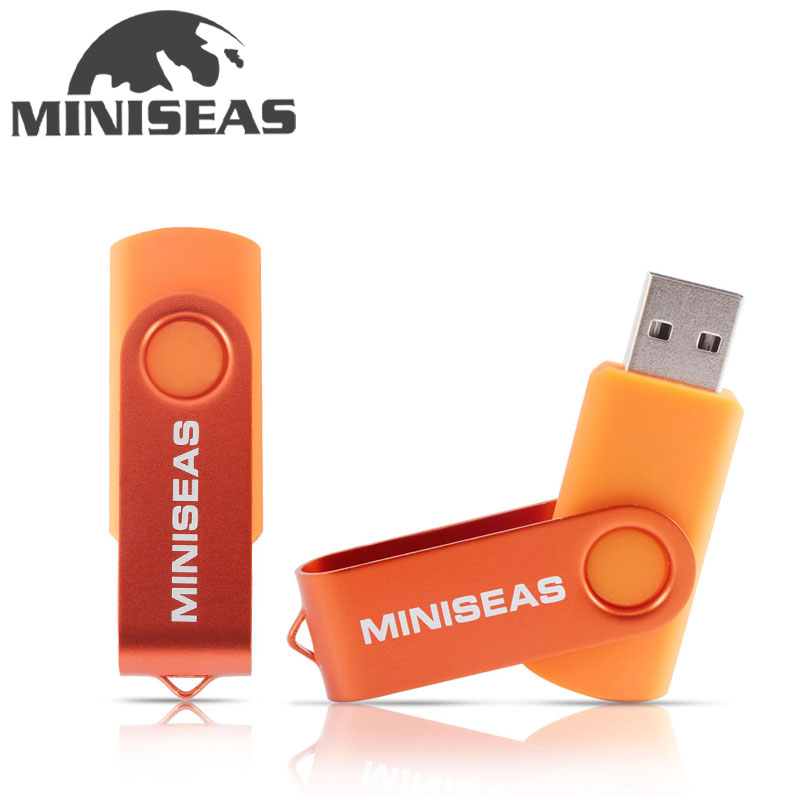 Miniseas Small Mini Usb Flash Drive High Speed Pen Drive 4GB 8GB 16GB Memory Usb Stick 2.0 Pendrive 32GB 64GB Flash Drive ourspop op 02 portable high capacity 4gb usb2 0 memory flash drive for gaming console printer