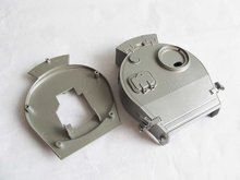Mato Tiger I metal turret  for 1/16 1:16 RC Germany Tiger 1 tank
