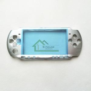 Image 3 - עבור PSP3000 קדמי דיור פגז מקרה החלפה עבור PSP 3000 מעטפת קדמי כיסוי