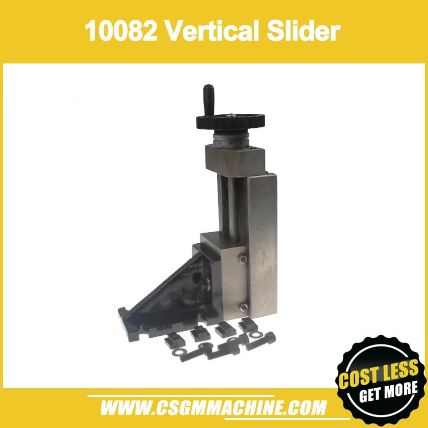 S./N 10082Vertical Slider/SIEG C1 Series Lathe Tool Slider/Vertical Plate
