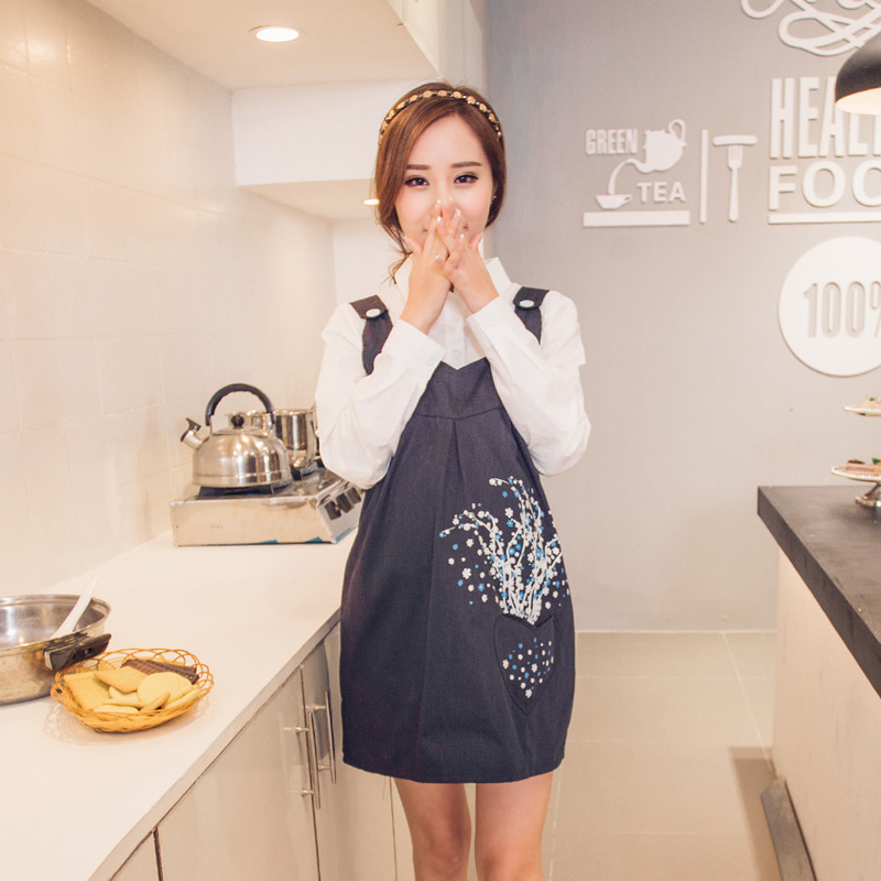 Korean fashion genuine metal radiation suit new radiation printing dress maternity dress