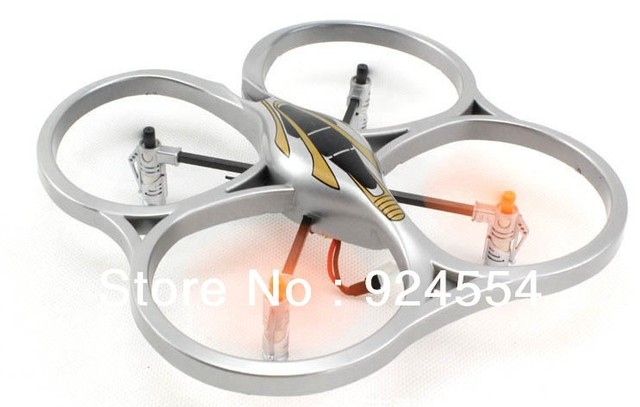 New Kids Toys Outdoor 2.4G Remote Control 4CH HCW 553 4D Quadcopter Electric UFO Helicopter RTF Toys For Children