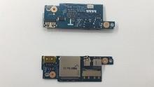 Оригинальный Для L e n o v o Y50-70 Y50 Y70-70 USB доска/завод деталя Интерфейс звуковая карта маленькая дощечка LS-B113