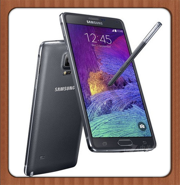 Samsung Galaxy Note 4 N910F Original Unlocked GSM 4G LTE Android Mobile Phone Quad Core 5.7″ 16MP RAM 3GB ROM 32GB Dropshipping